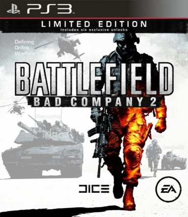 Battlefield: Bad Company 2 - Packshot PS3