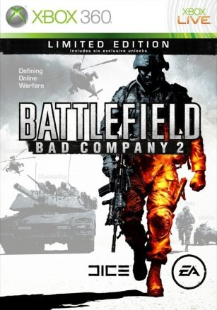 Battlefield: Bad Company 2 - Packshot Xbox 360