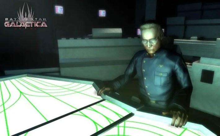 Battlestar Galactica Online - Screenshot