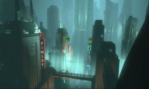 Unterwasserstadt Rapture in BioShock