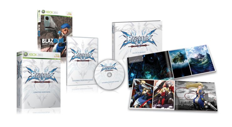BlazBlue: Calamity Trigger - Limited Edition Xbox 360