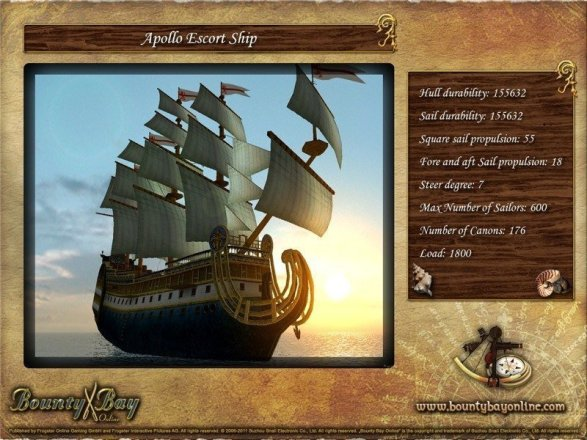 Bounty Bay Online: Raging-Seas - Screenshot