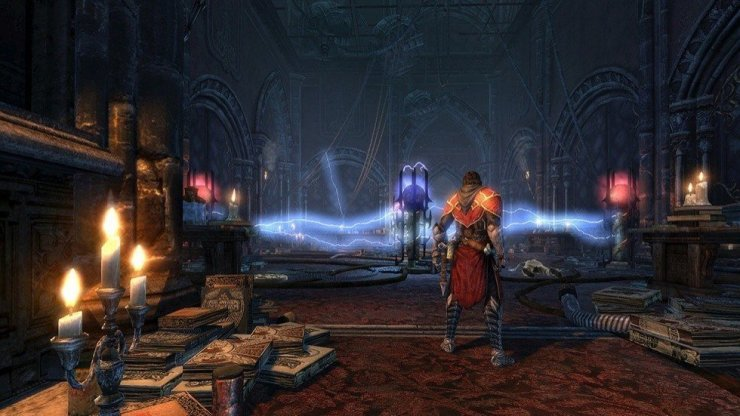 Castlevania: Lords of Shadow - Screenshot