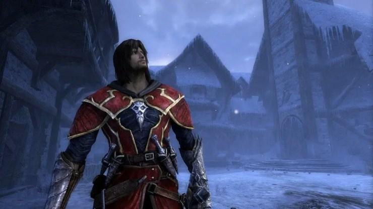 Castlevania: Lords of Shadow - der Held