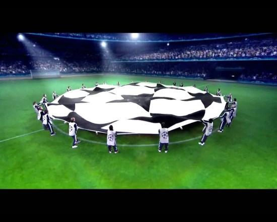 PES 2010 - Bilder vom Champions-League-Intro