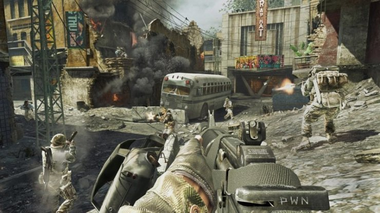 Call of Duty: Black Ops - Screenshot
