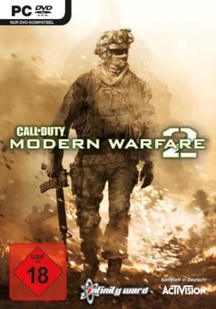 Call of Duty: Modern Warfare 2 - Packshot PC