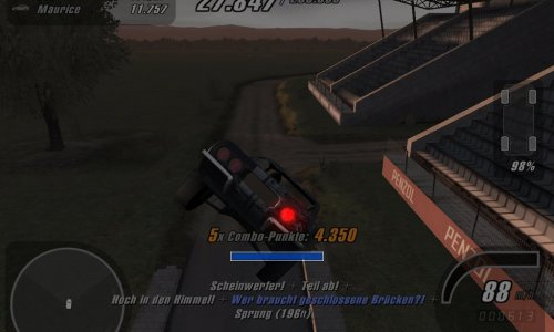 Crashday - Screenshot