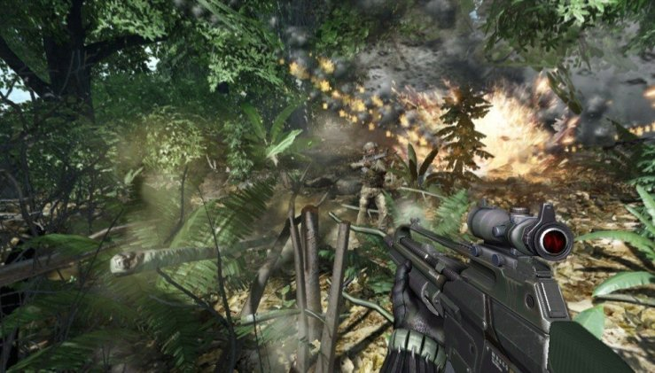 Crysis - Screenshot