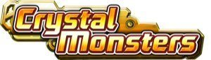 Crystal Monsters - Logo