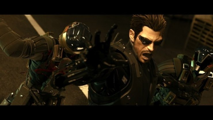 Deus Ex: Human Revolution - Screenshot