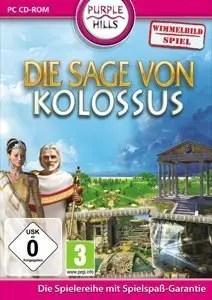 Die Sage von Kolossus - Cover PC