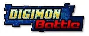 Digimon Battle - Logo