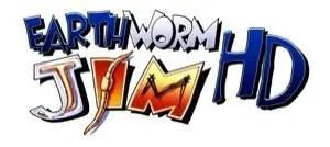 Earthworm Jim HD - Logo