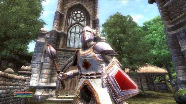 The Elder Scrolls 4: Oblivion - Screenshot