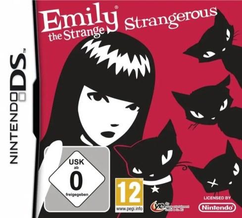 Emily the Strange: Strangerous - NDS