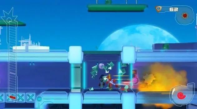 Explodemon - Screenshot