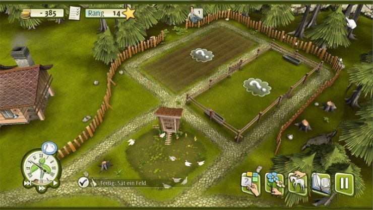 Family Farm - Screenshot