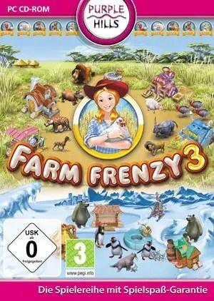 Farm Frenzy 3 - Packshot PC
