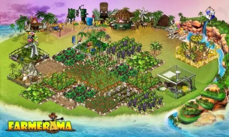 Farmerama - Bahamarama