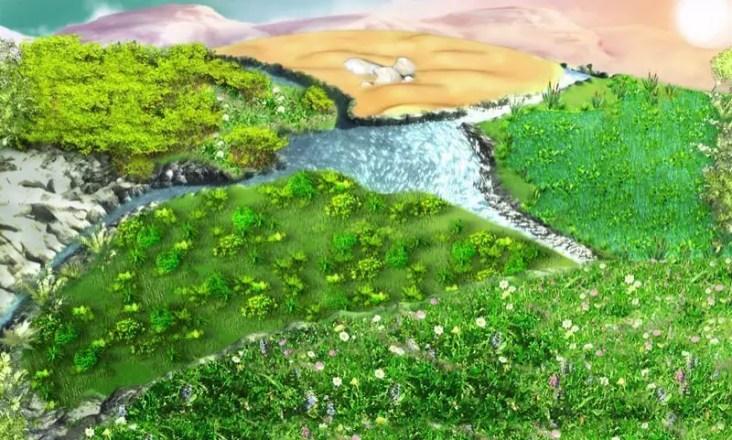 Farmerama - Screenshot