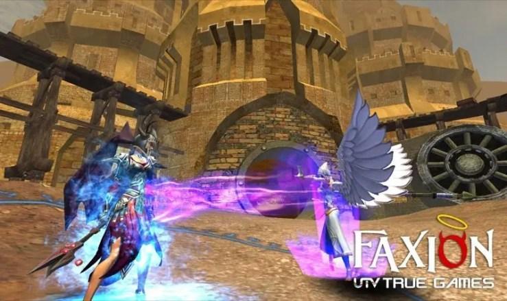 Faxion Online - Screenshot