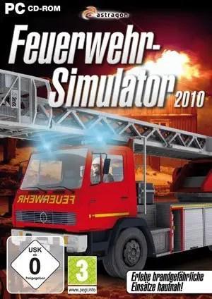 Feuerwehr-Simulator 2010 - Packshot