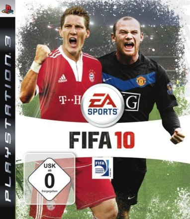 FIFA 10 - Packshot PS3