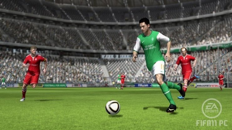 FIFA 11 - Screenshot