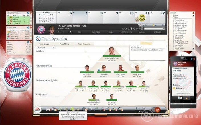 FM 13 - Screenshot