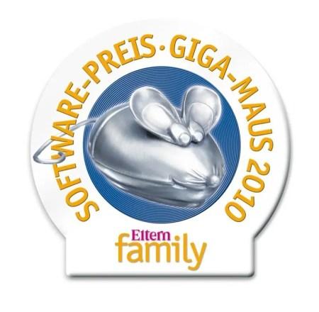 GIGA Maus 2010 - Award