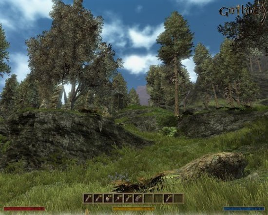 Gothic 3 - Screenshot