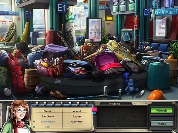 Grace' Abenteuer: Die Jagd auf die Kunsträuber - Screenshot