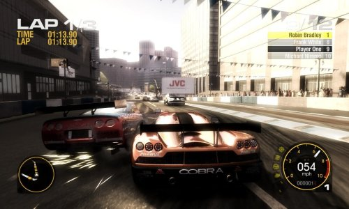 Race Drive: GRID - Screenshot