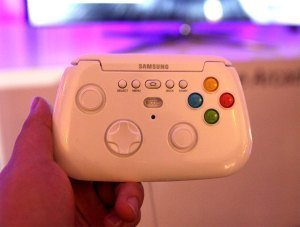 Samsung Galaxy S4 - Bluetooth Gamepad