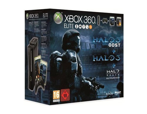 Xbox 360 Elite - Halo-3-Bundle