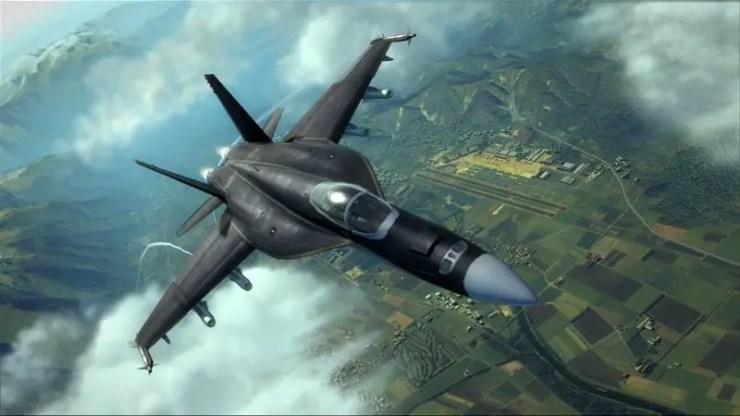 Tom Clancy's H.A.W.X. 2 - Screenshot, Bild: Ubisoft