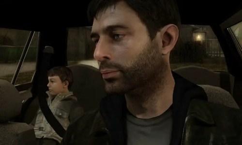Heavy Rain - Screenshot