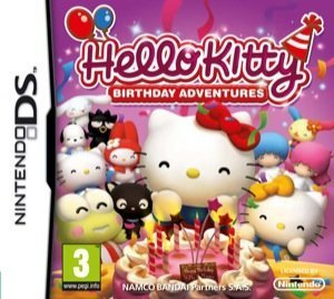 Hello Kitty Geburtstagsabenteuer - Cover