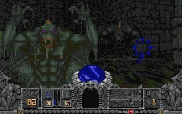 Hexen - Screenshot