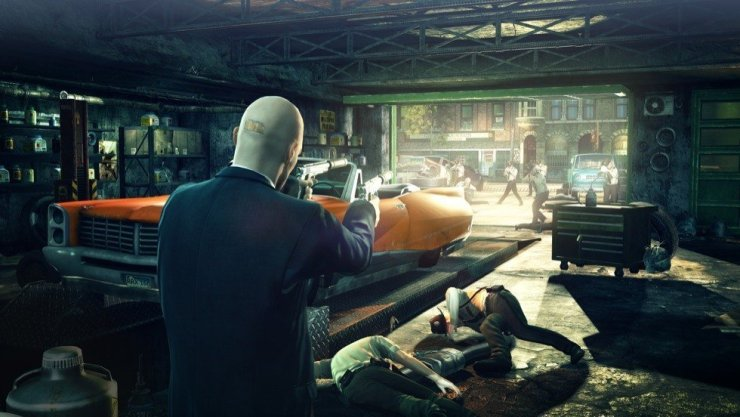 Hitman: Absolution - Screenshot