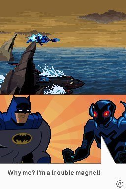 Batman: The Brave and the Bold - Screenshot