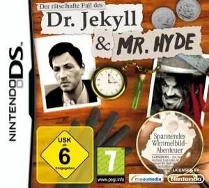 Der rätselhafte Fall des Dr. Jekyll & Mr. Hyde - Cover NDS