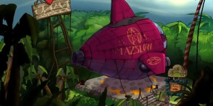 Kaptain Brawe: A Brawe New World - Screenshot
