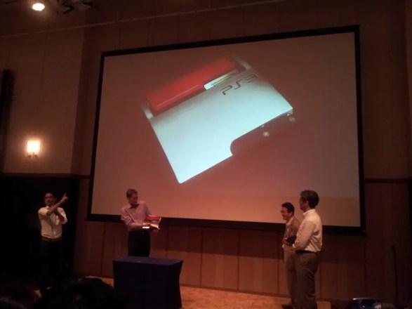 Kazuo Hirai Custom PlayStation 3, Foto: Shuhei Yoshida
