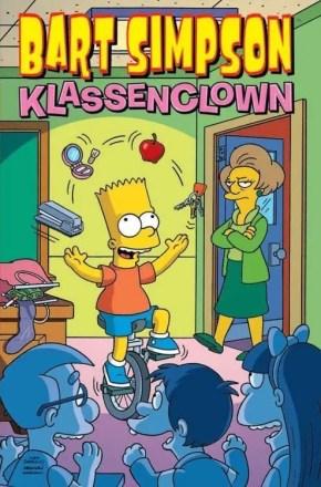 Bart Simpson: Klassenclown - Cover
