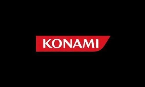 Konami - Logo