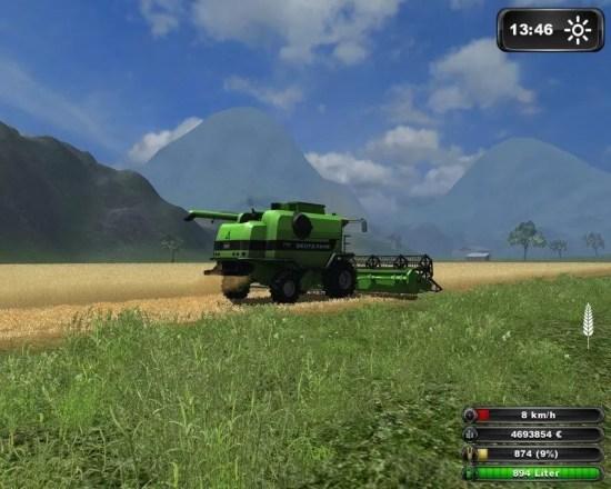 Landwirtschafts-Simulator 2011 - Screenshot