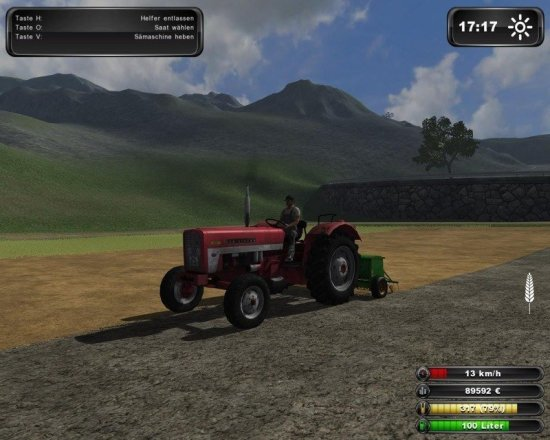 Landwirtschafts-Simulator 2011 - Screenshot