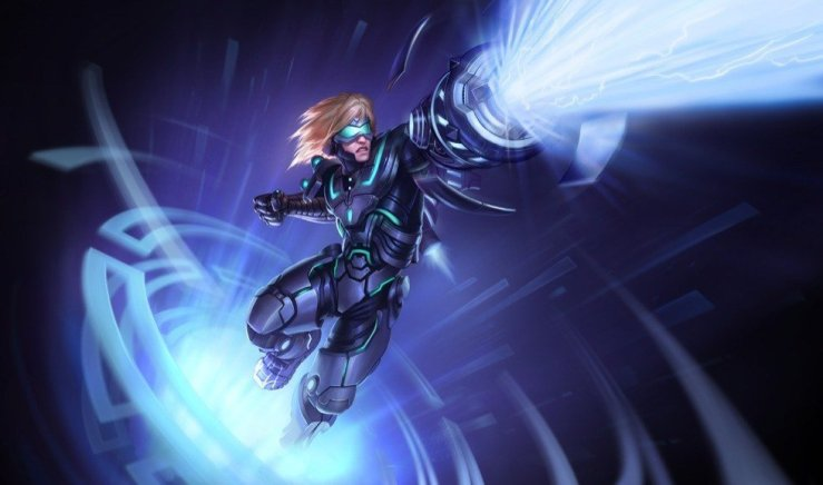 League of Legends: Pulsefire Ezreal